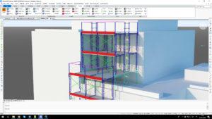 design scaffolds in 3d dwg