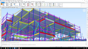 pon cad multidirectional scaffold design 3d