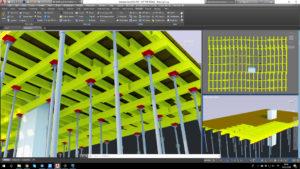 pon cad shoring design software 3d