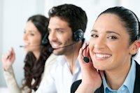 MEC CAD call center office