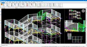 shoring access scaffolding multidirectional ringlock