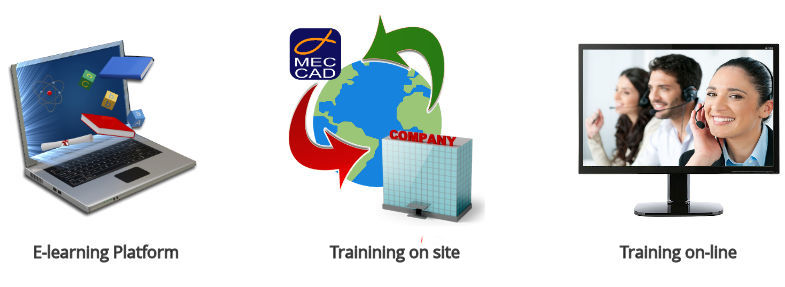 Mec Cad training options
