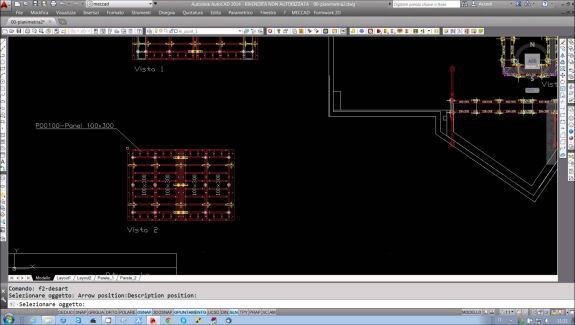 for cad formworks 2d CAD design