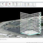 scaffolding design from google earth photo