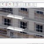pon cad photo scaffolding design 3D dwg