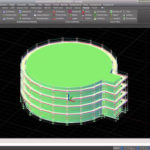 pon cad tube & fitting software tank scaffolding