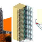 scaffolding maintenance facade building software