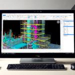 Industrial maintenance PON CAD software