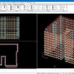 PON CAD software blocks 3D