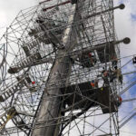Unispan uses PON CAD to project the TV tower